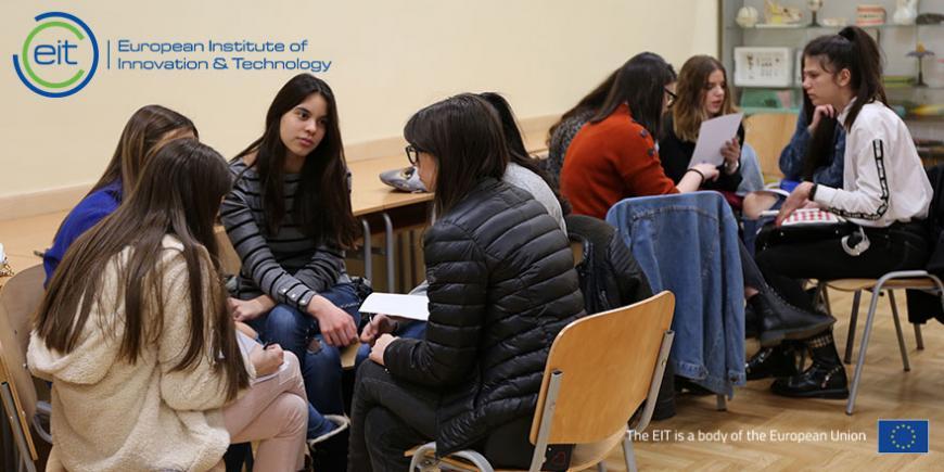 EIT International Girls in ICT Day