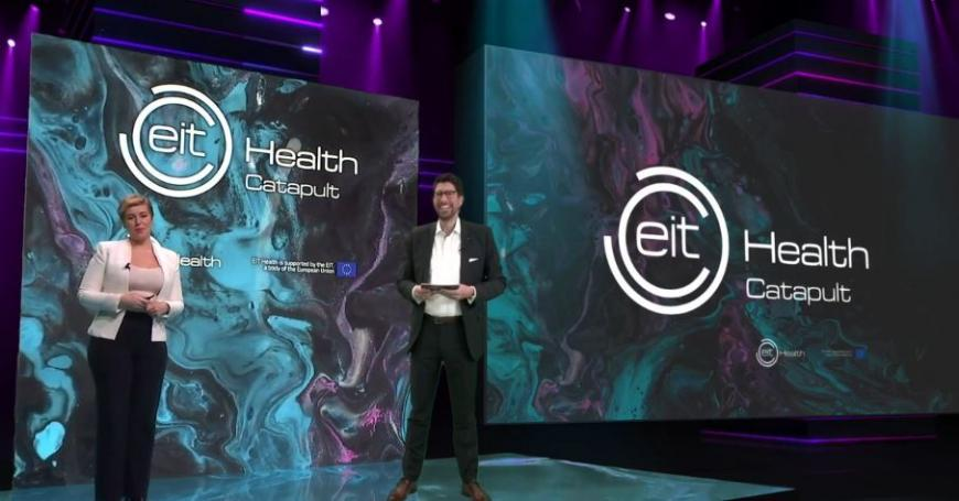 EIT Health Catapult names 2020 winners