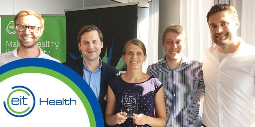 EIT Health Wild Card Winner