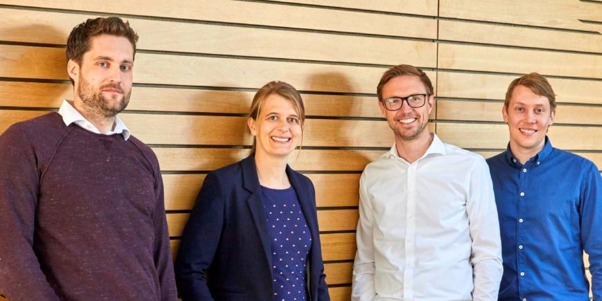 EIT Health's S4DX raises EUR 5M to digitise blood sampling