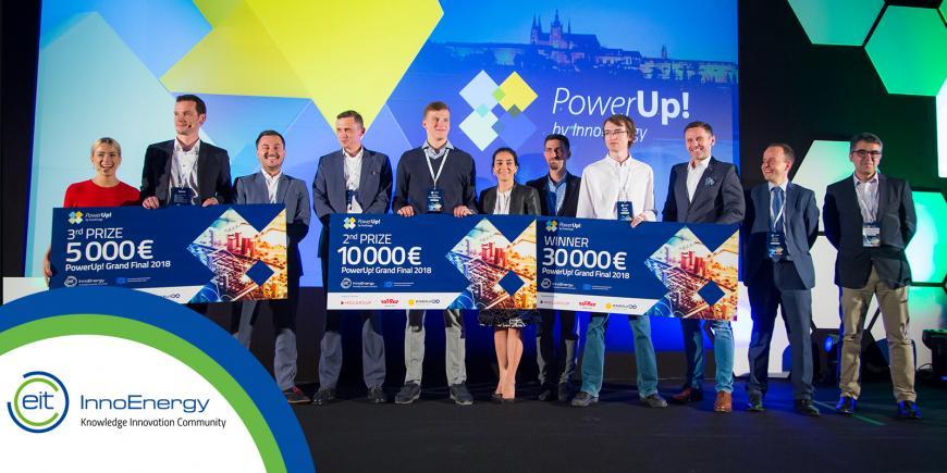 EIT InnoEnergy PowerUp!