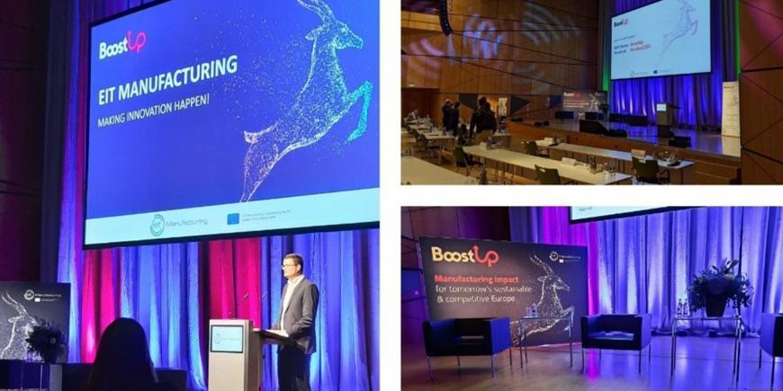 First regional BoostUp! Final: Seven promising European ventures awarded