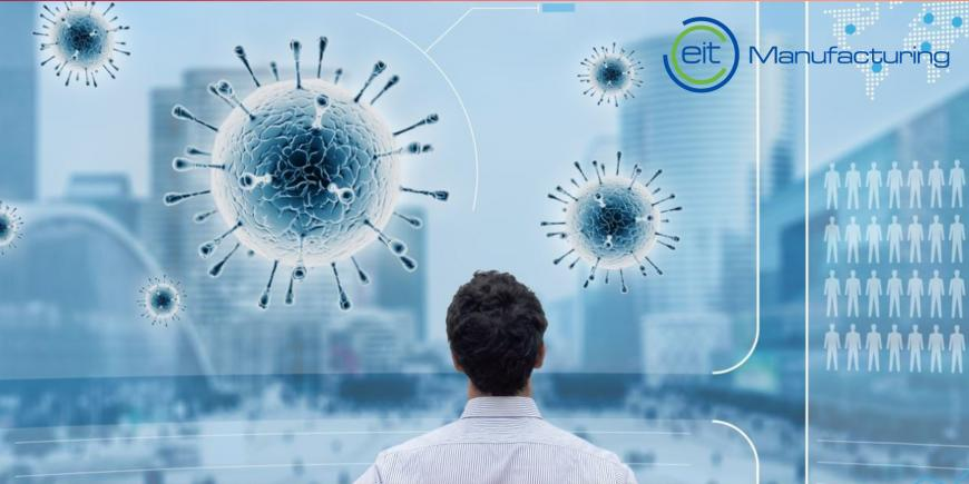 EIT Manufacturing Community responds to COVID-19