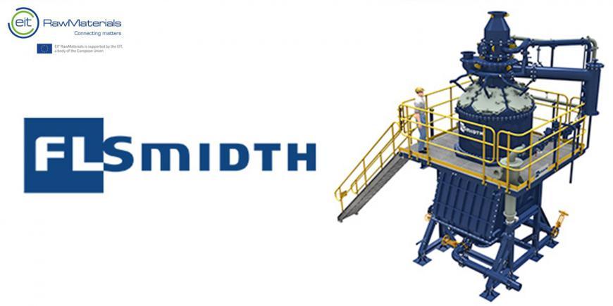 EIT RawMaterials grants EUR 5.4 million to FLSmidth-led mining project