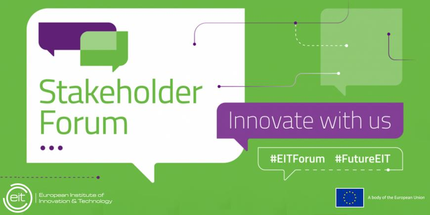 EIT Stakeholder Forum 2020 results published
