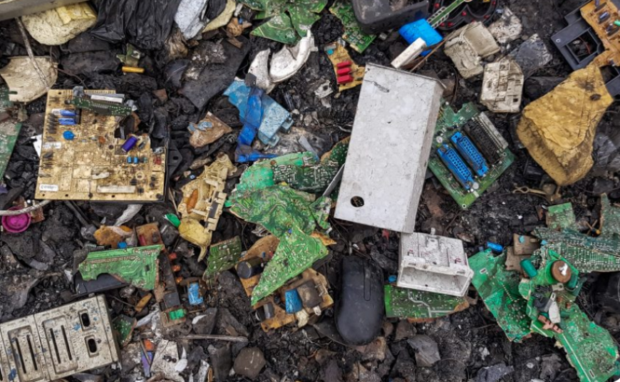 EIT Climate-KIC and partners launch Massive Open Online Course on e-waste