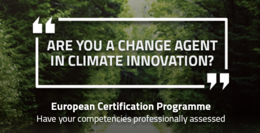 Are you a change agent in climate innovation? | European