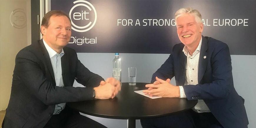 EIT Digital and EU Commission's DG CONNECT agreement