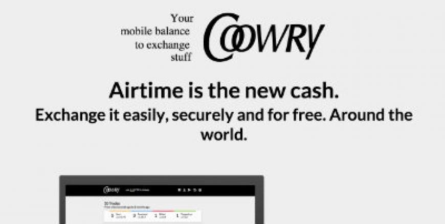 EIT Digital_Coowry airtime is the new cash