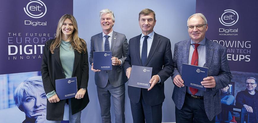 EIT Digital publishes SIA