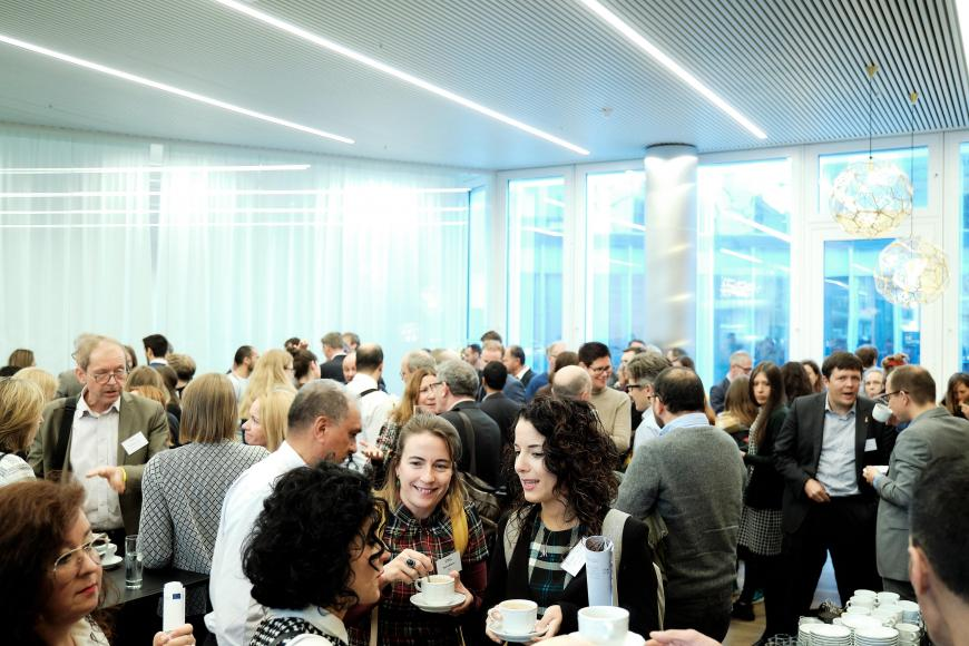 EIT Food hosted its first EU conference in Brussels