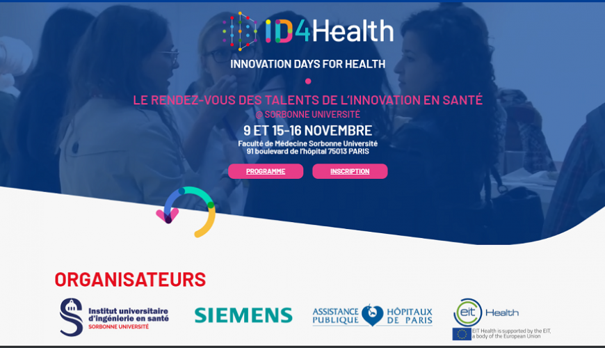 EIT Health: More than 90 students competed at Innovation Days for Health