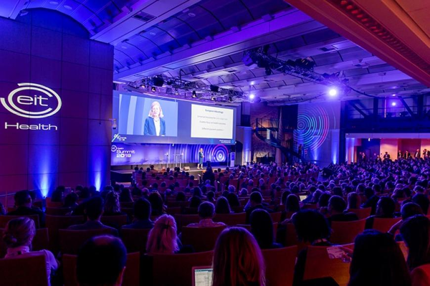 EIT Health Summit 2019: health innovators put patients front and centre
