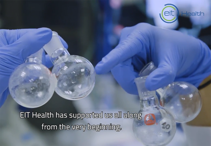 Peptomyc EIT Health