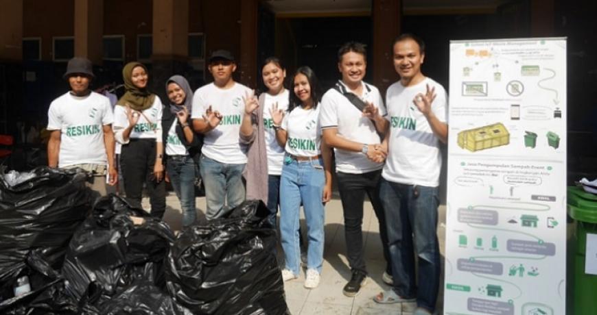 EIT InnoEnergy Master School alumnus founded start-up to optimise waste management
