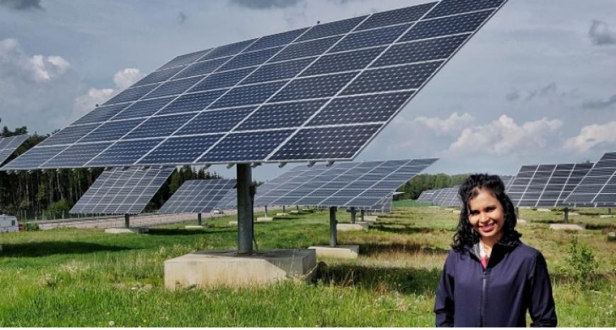EIT InnoEnergyMaster Student -Malavika Venugopal