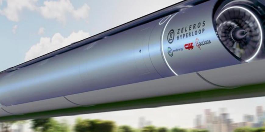 EIT InnoEnergy, ACCIONA and CAF bet on Zeleros to accelerate hyperloop in Europe