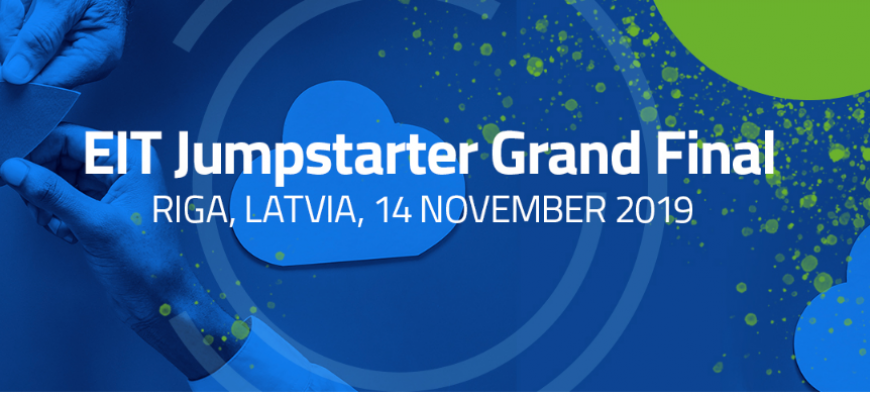 EIT Jumpstarter rewards the best European early-stage innovators with EUR 70 000