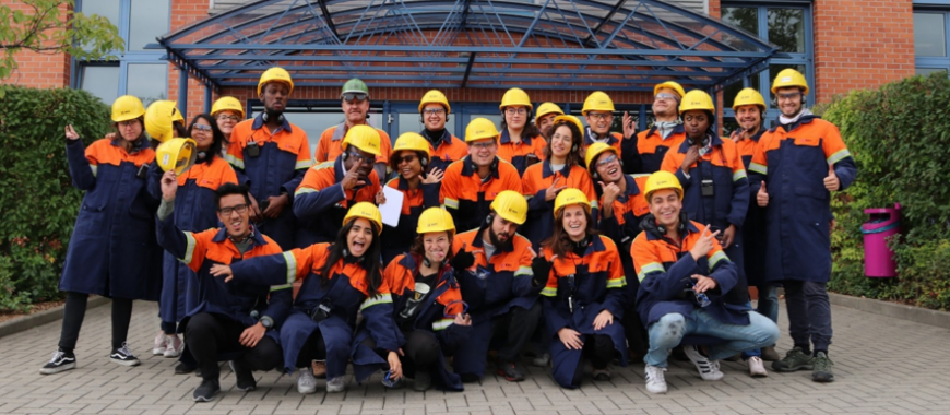 EIT RawMaterials Master programme offers innovative thinking and practical learning