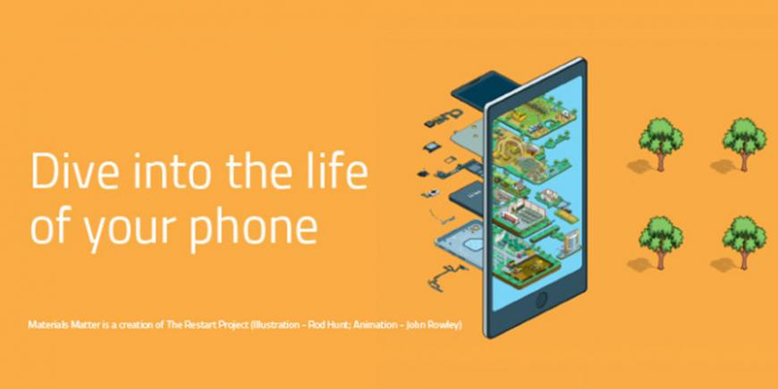 EIT RawMaterials: Dive into the life of your phone with Materials Matter