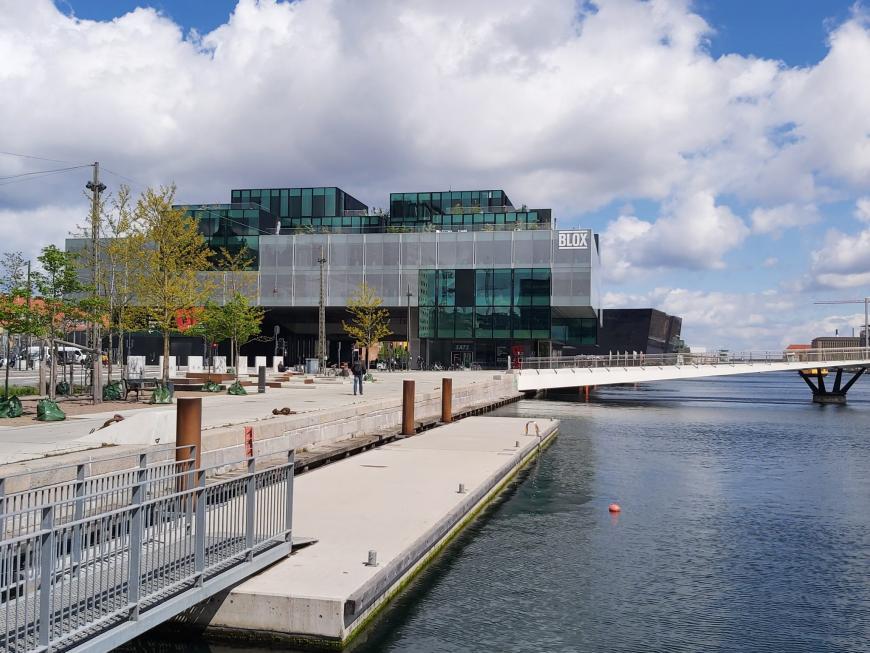 common office in Copenhagen