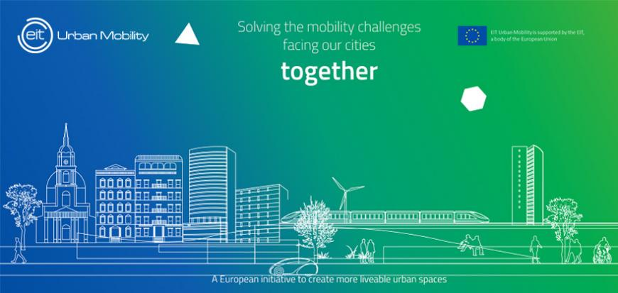 Launch of EIT Urban Mobility in Barcelona to transform Europe's cities into liveable places