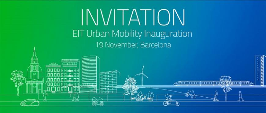 Inauguration Event EIT Urban Mobility