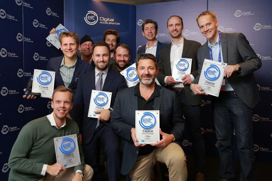 EIT Digital awards 10 best deep-tech scaleups