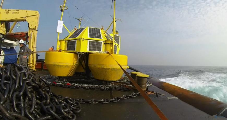 EIT InnoEnergy-backed EOLOS launches first ever floating LiDAR in Polish Baltic region