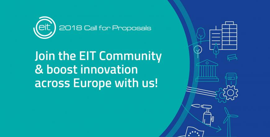 Framework of Guidance for the EIT's 2018 Call for Proposals published
