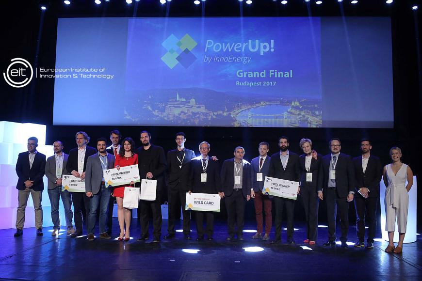 Winners of PowerUp! Competition