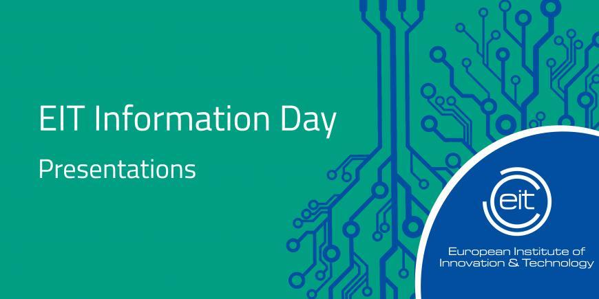 EIT Information Day