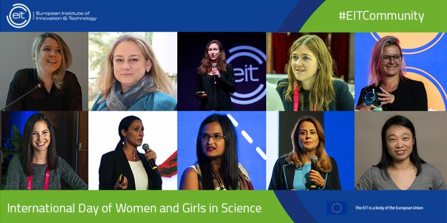 EIT: inspiring women and girls in science and innovation