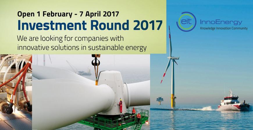 EIT InnoEnergy launches sixth Investment Round for Innovation Projects