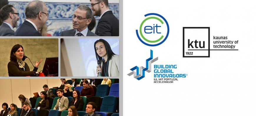 Kaunas and Lisbon December 2017 EIT Health