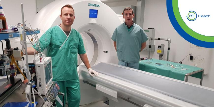 Meet the UK-Ireland Entrepreneurs: Selio Medical, Headstart/Proof-of-Concept Winner 2017