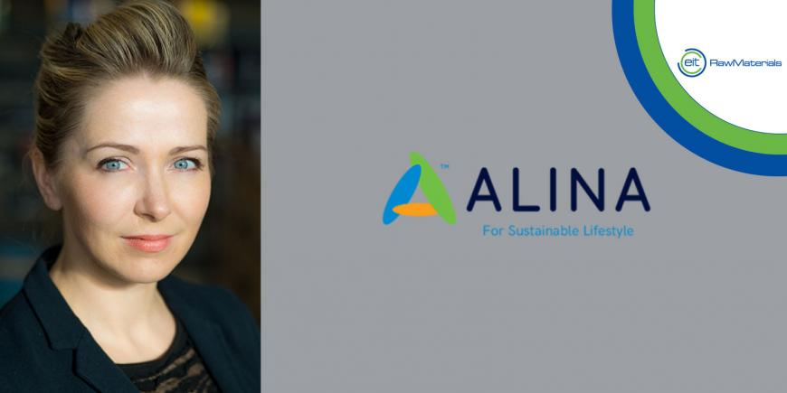 ALINA, start-up supported by EIT RawMaterials, raises EUR 550,000 investment from angel investors