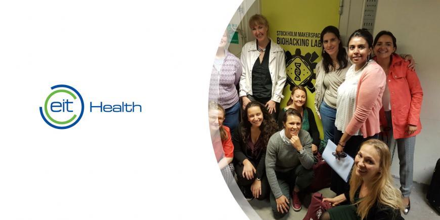 Empowering Women Entrepreneurship in Health Innovation - (EIT)