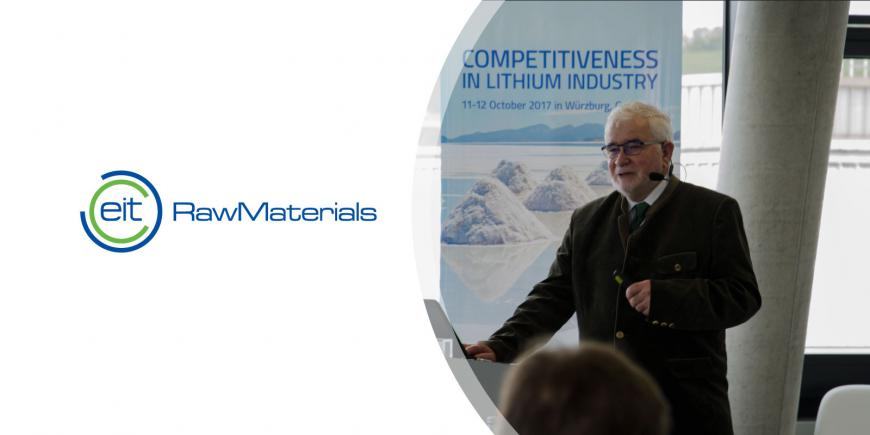 Expert Meeting on European Potentials in Lithium