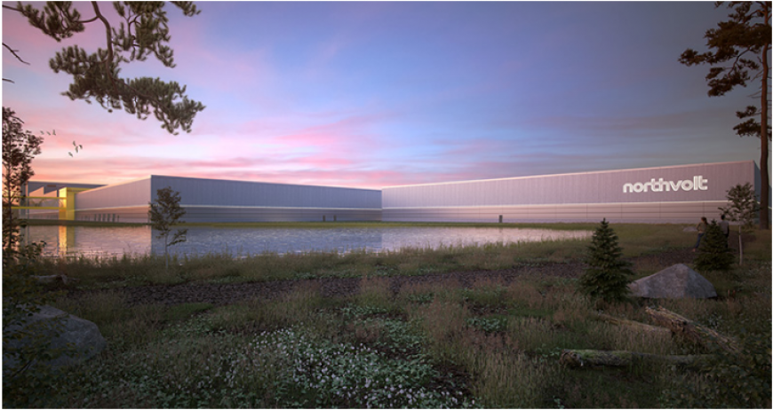 EIT InnoEnergy invests EUR 5.8 million into Northvolt