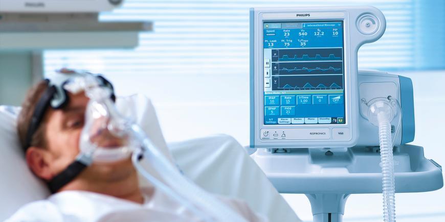 Philips health tech production