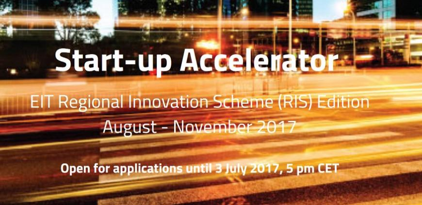 Apply now for EIT Climate-KIC's Start-up Accelerator