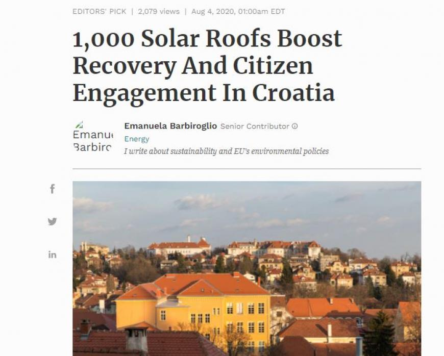 1000 Solar Roofs – Cities and Jobs Regeneration through Community Led Solarisation (SOL4ALL)