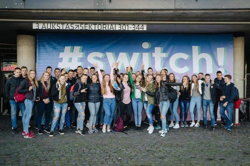 Switch group