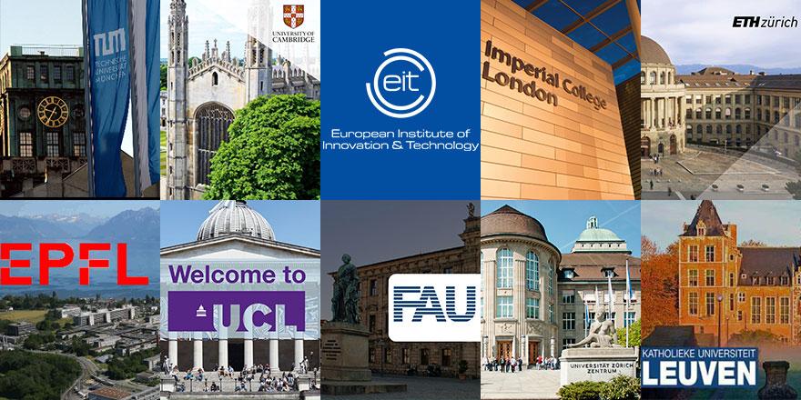 Top nine Innovative Universities are EIT Community partners | EIT