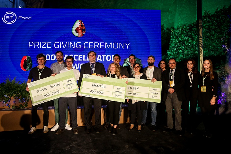 Meet EIT Food Accelerator Network Programme winners